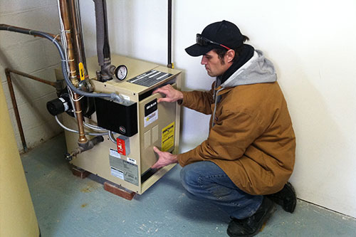 Boiler Maintenance and Repair in Heating and Boiler Services in Easton, PA and Phillipsburg, NJ